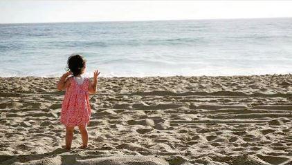 Andreia é mãe de Lara, de quase quatro anos
