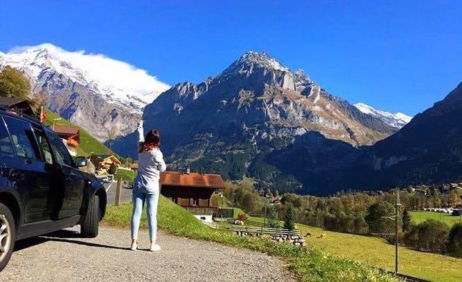 Diana está na Suiça há três anos e meio e pensa regressar definitivamente a Portugal em breve