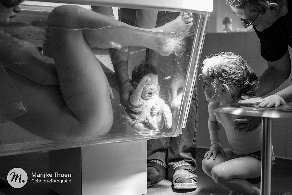 A foto vencedora: Marijke Thoen — Marijke Thoen Birthphotography, Bélgica