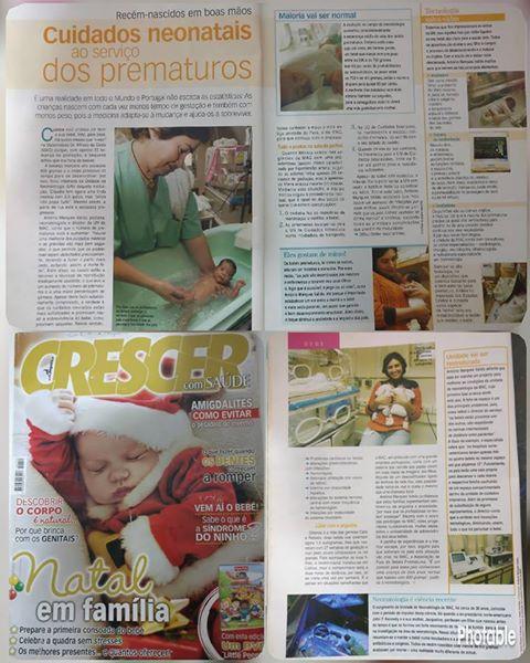 """A reportagem sobre os """"Cuidados neonatais ao serviço dos prematuros"""""""