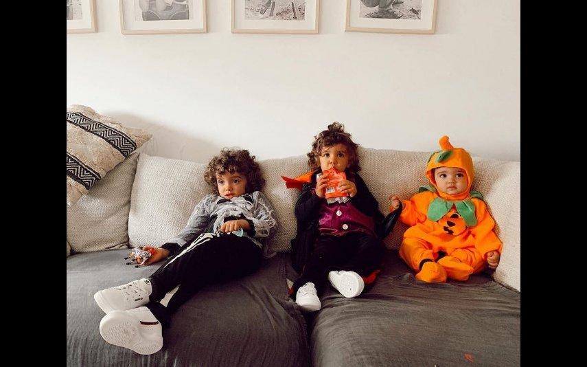 Filhos de Carolina Deslandes