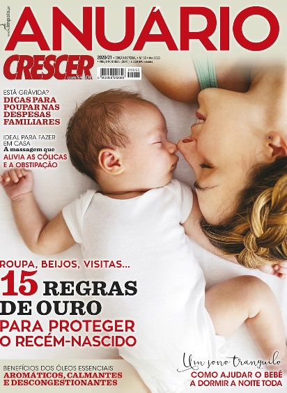 crescercontigo.pt Revista Crescer